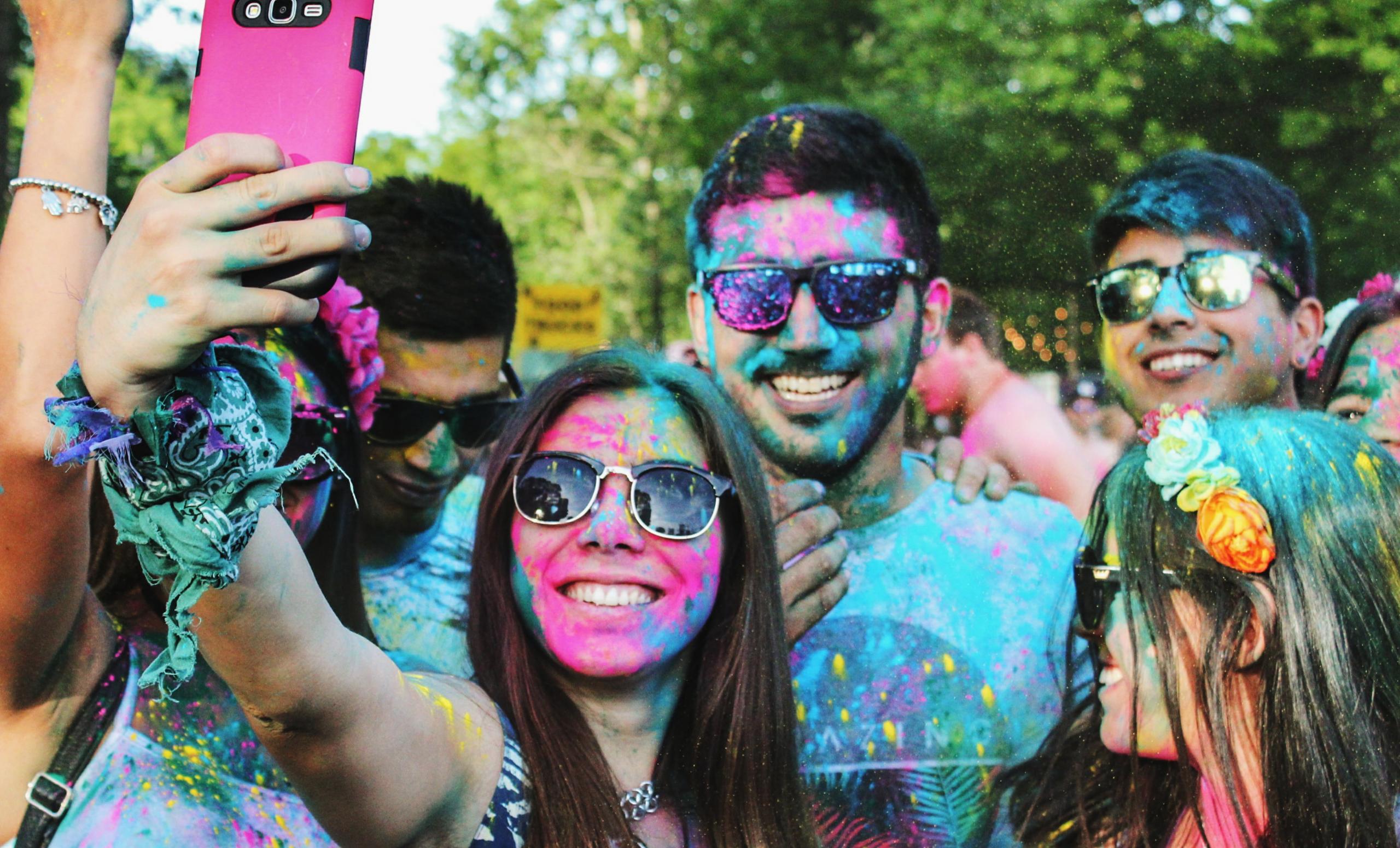 El camino hacia la sonrisa de su adolescente lista para las selfies